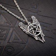 Supernatural - Pentagram nyaklánc